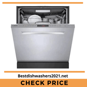 Bosch SHPM78Z55N Pocket-Handle Best Dishwashers 2021