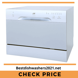 SPT SD-2213S Countertop Best Dishwasher Brands 2021