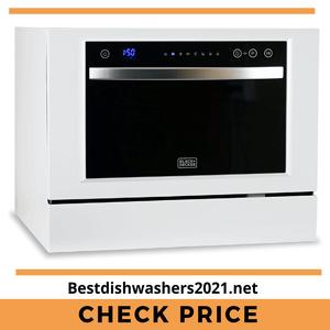 BLACK+DECKER-BCD6W-6-Place-Setting-Countertop-Dishwasher