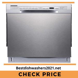 EdgeStar-BIDW1802SS-Best Quietest -Built-In-Dishwasher