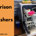 Top Dishwashers Comparsion Chart 2021 – Best Dishwasher 2021