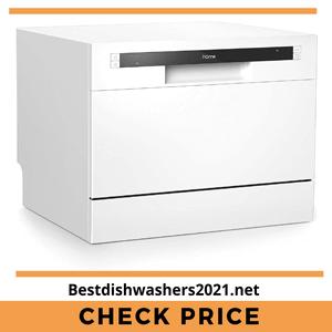 hOmeLabs-Compact-Countertop-Dishwasher